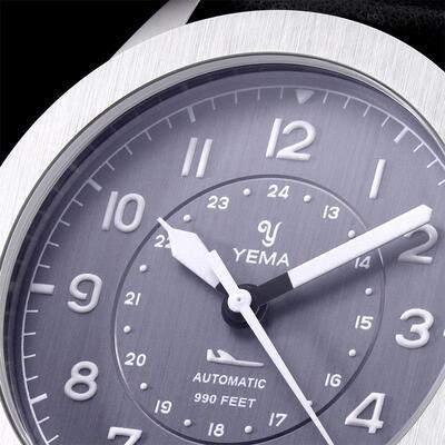 Yema Flygraf M2 tarcza zegarka