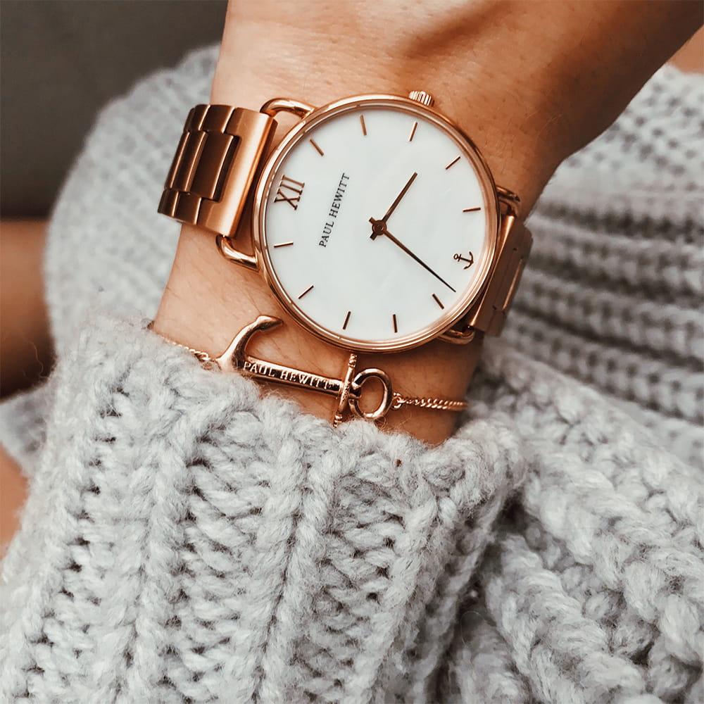 Tarcza zegarka Paul Hewitt