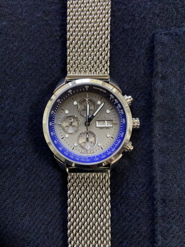zegarek męski Balticus nowość 2021