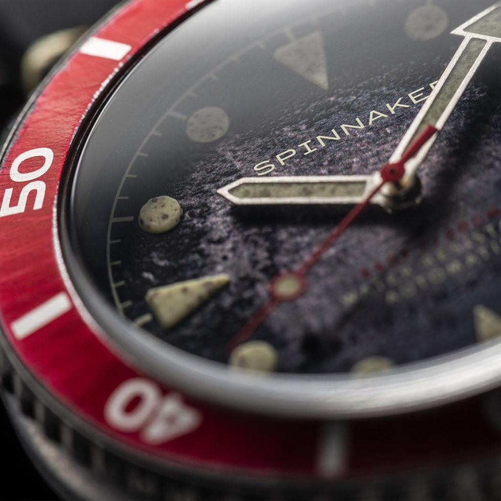 zegarki męskie Spinnaker Wreck nowości 2021