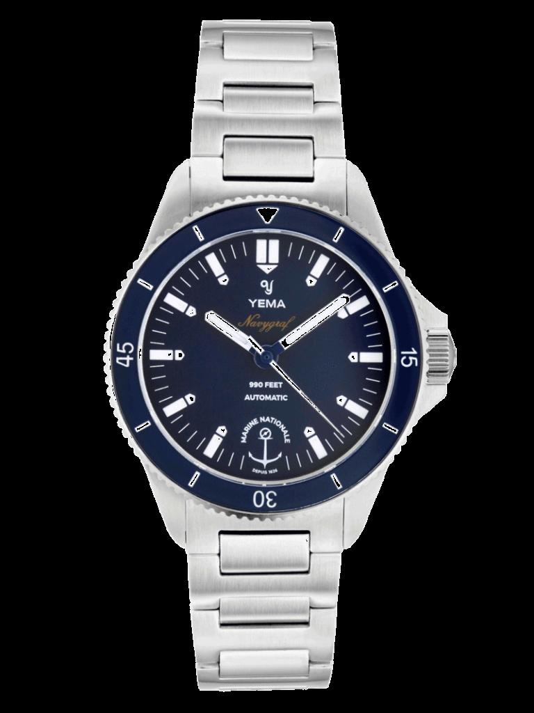 zegarki męskie Yema nowości 2021