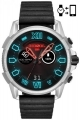 SmartWatch Diesel Full Guard 2.5 Black Leather DZT2008