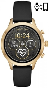 SmartWatch MICHAEL KORS ACCESS Runway Gold and Silicone MKT5053