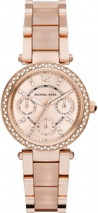 Zegarek MICHAEL KORS Mini Parker Rose Gold MK6110