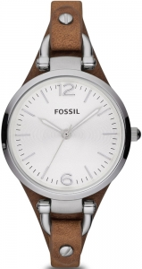 Zegarek FOSSIL Georgia Brown Leather ES3060