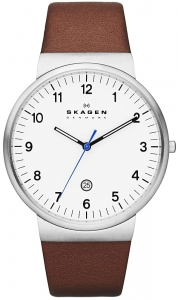 Zegarek SKAGEN Ancher Leather SKW6082