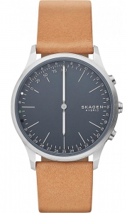 Smartwatch SKAGEN Hald Connected Leather Hybrid SKT1200