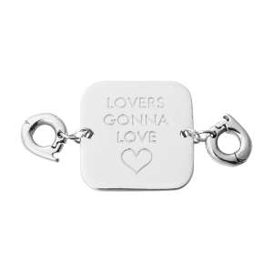 ZAWIESZKA CHARMS NIKKI LISSONI LOVERS GONNA LOVE