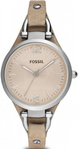 Zegarek FOSSIL Georgia Bone Leather ES2830