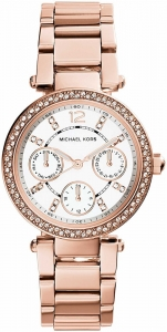 Zegarek MICHAEL KORS Mini Parker Rose Gold MK5616