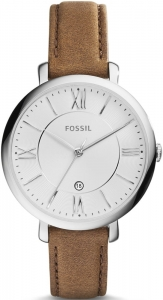 Zegarek FOSSIL Jacqueline Brown Leather ES3708