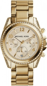 Zegarek MICHAEL KORS Blair Gold MK5166
