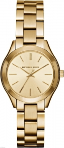 Zegarek MICHAEL KORS Mini Slim Runway Gold-Tone MK3512