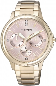 Zegarek Citizen Lady FD2033-52W