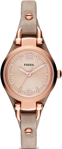 Zegarek FOSSIL Georgia Mini Sand Leather ES3262